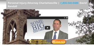 Personal Injury Attorney Charlottesville