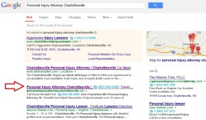 Personal Injury Attorney Charlottesville Ranking-m