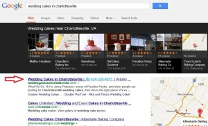 Wedding Cakes In Charlottesville Ranking-m